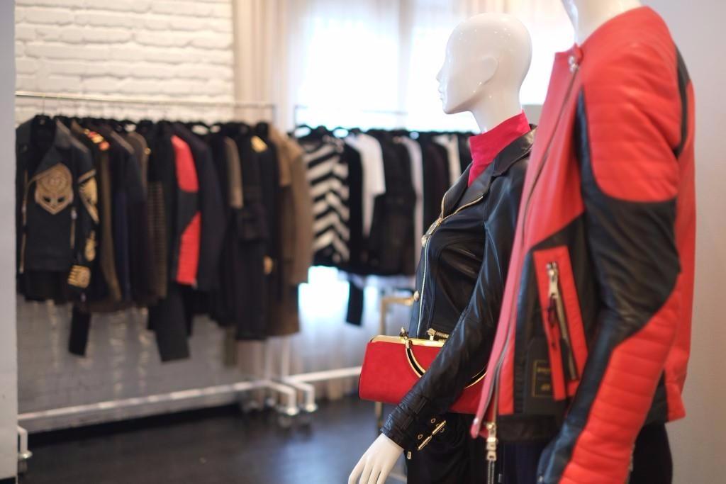 השקת הקולקציה המשותפת של H&M ומעצב העל בלמיין